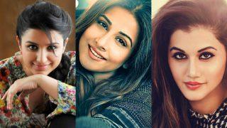 Parineeti Chopra, Vidya Balan,Taapsee Pannu's secret talents will astound you!