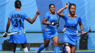 Hockey: Indian eves complete 5-0 whitewash of Belarus
