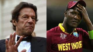 Imran Khan calls Darren Sammy & other foreign players who participated in PSL 2017 final as 'phateechar', watch video