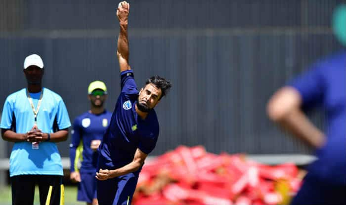 Supergiants bring in Tahir as Marsh's replacement