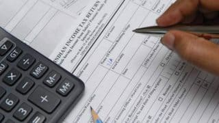 Income Tax Returns form made simpler from 1st April: Check steps for e-filing ITR in Financial Year 2017-18