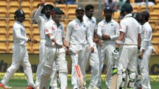 Twitterati celebrate as India beat Australia by 75 runs in second Test