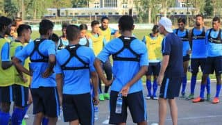 Indian Football Head Coach Stephan Constantine Calls Thirteen U-23 Players to Join Camp Ahead of China Friendly