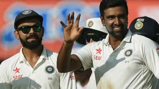 Virat Kohli, Ravichandran Ashwin chosen for Polly Umrigar and Dilip Sardesai awards respectively