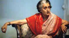 इंदिरा गांधी की 100वीं जयंती पर पीएम, राहुल और ममता ने दी श्रद्धांजलि