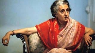Indira Gandhi Was The Iron Lady of India, She Fought For Her Vision Against Vested Interests: Sonia Gandhi