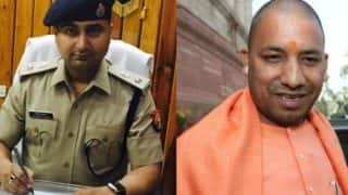 Yogi Adityanath government suspends IPS officer Himanshu Kumar after he tweets against newly formed administration