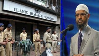 NIA requests Interpol to issue red corner notice against Zakir Naik