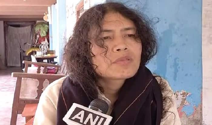 Irom Sharmila Files For Marriage In New Home Kodaikanal