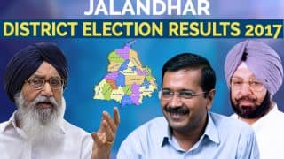 Jalandhar District Election Results 2017: View full list of winners from Phillaur, Shahkot, Kartarpur and other seats