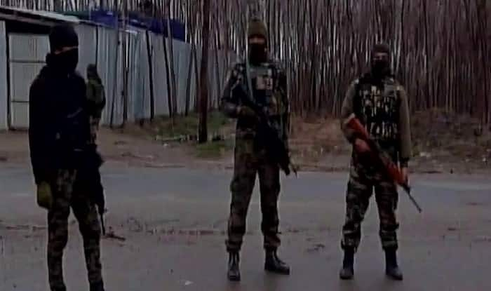 JK: Fierce gun battle underway between forces and militants in Pulwama