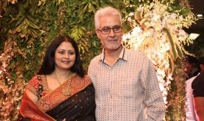 Actress Jayasudha's Husband Nitin Kapoor passes away