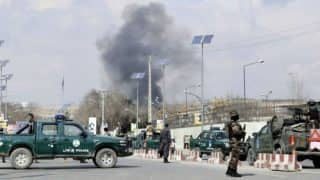 Six Dead, Several Injured in Suicide Attack Outside Shia Mosque in Kabul
