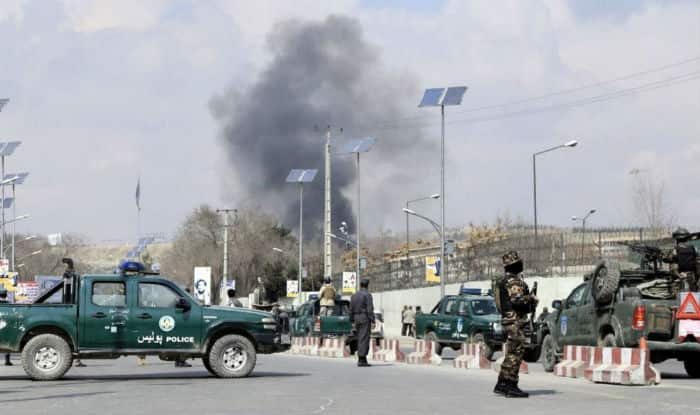 Death toll rises to five in Kabul blast