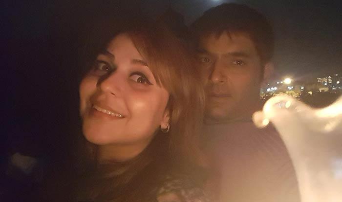 Image result for Kapil Sharma and Ginni