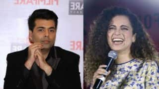 Karan Johar's blatant lie on nepotism exposed in this viral video! We already see Kangana Ranaut smiling