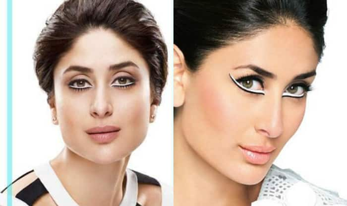 White eyeliner look: 4 different ways to wear white eyeliner to make your eyes look bigger and brighter!