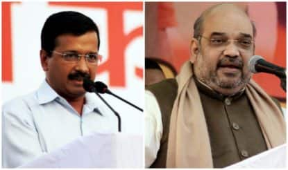 MCD Elections 2017: Amit Shah takes a jibe at Arvind Kejriwal, says he's asking for our report card in just a week