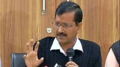 arvind kejriwal raise question on punjab Elections result and EVM | EVM पर केजरीवाल ने फिर उठाए सवाल- पंजाब में हमारी आंधी थी, कैसे हार गए?