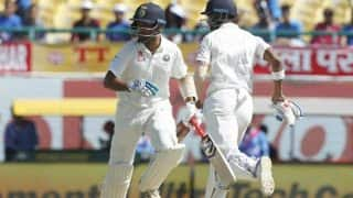 India vs Australia 2017 4th Test Day 2, Video Highlights: Nathan Lyon strikes leave India trailing