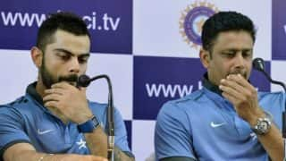 Ahead of Champions Trophy 2017, reports suggest Team India players are unhappy with coach Anil Kumble
