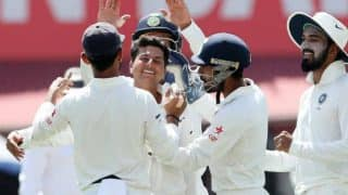 India vs Sri Lanka 2017: Team India Nine Wickets Away From Series Whitewash