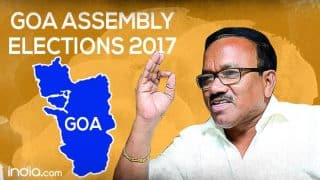 Goa Assembly Election Results 2017: BJP's Laxmikanth Parsekar expected to return to power for fourth time