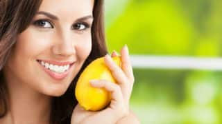 Beauty benefits of lemon for your skin and hair! Tried these yet?