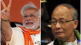 मणिपुर में भाजपा और कांग्रेस छोटे दलों को लुभाने की कोशिश में
