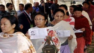 Manipur Assembly Elections 2017: First phase of polling ends with whooping 84 per cent voter turnout