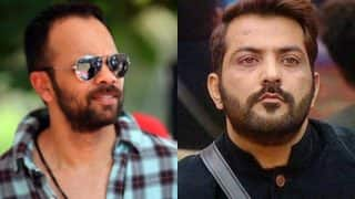 Rohit Shetty meets ex-Bigg Boss contestant Manu Punjabi; What's cooking between the two?