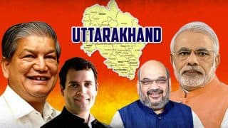 Uttarakhand Election Exit Poll Results 2017: BJP projected to come close to victory in Uttarakhand