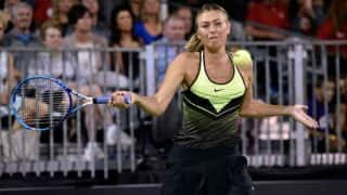 US Open: Maria Sharapova Knocked Out in Fourth Round