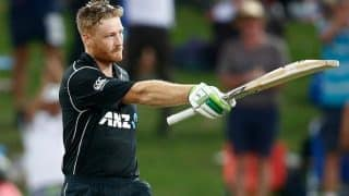 Martin Guptill's unbeaten 180 guides New Zealand to victory against South Africa