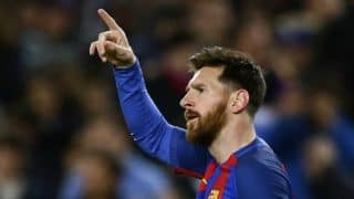 La Liga: Lionel Messi shines as Barcelona rout Celta Vigo, Real Madrid thump Eibar