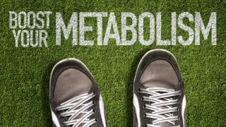 Boost your metabolism: 5 tips to speed up your metabolism