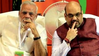 PM Narendra Modi, BJP Chief Amit Shah to Address 7 Lakh Party Workers in Mega Gujarat Rally