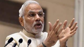 Narendra Modi's message to BJP MPs ahead of third anniversary: Spread good work done by the government, focus on demonetisation