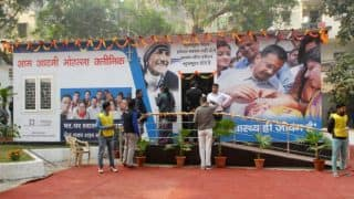 MCD Elections 2017: Officials plaster Arvind Kejriwal's photos on Delhi government schemes; remove 'Aam Aadmi'