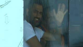 India vs Australia: Local boy MS Dhoni pays surprise visit to cheer Virat Kohli and Co