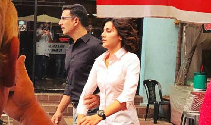Akshay kumar and Tapsee Pannu's 'Naam Shabana' is based on real life undercover agent? | रियल लाइफ अंडरकवर एजेंट की जिंदगी पर आधारित फिल्म 'नाम शबाना'