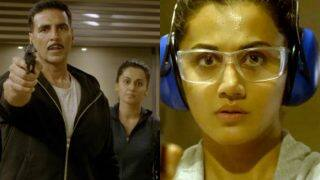 Naam Shabana celeb review: Taapsee Pannu and Akshay Kumar's film called slick, intense and hard hitting by Bollywood celebrities