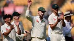 Nathan Lyon becomes the second most successful spinner against India following his five-wicket haul in Dharamsala