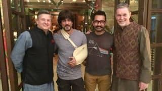 Here's what Aamir Khan has to say on his recent meet with Shah Rukh Khan