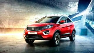 Production-ready Tata Nexon spied; India launch in October 2017