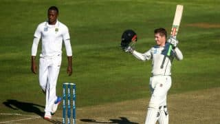 New Zealand vs South Africa: Henry Nicholls ton props up Kiwis on Day 1