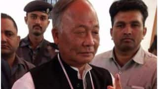Manipur CM Okram Ibobi Singh to resign in 24 hours, after initial refusal to resign