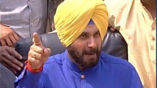 जीत के बाद गरजे सिद्धू- मैं राहुल का छोटा सिपाही, हमने दुष्टों का अहंकरा तोड़ा है