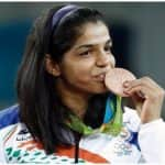 Olympic Bronze Medalist Wrestler Sakshi Malik Says She Would Hope to Change Colour of Her Medal in 2020 Tokyo Olympics