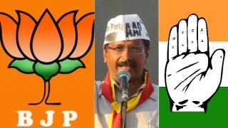 राजौरी गार्डन उपचुनाव: कांग्रेस, आप और भाजपा की साख़ का सवाल